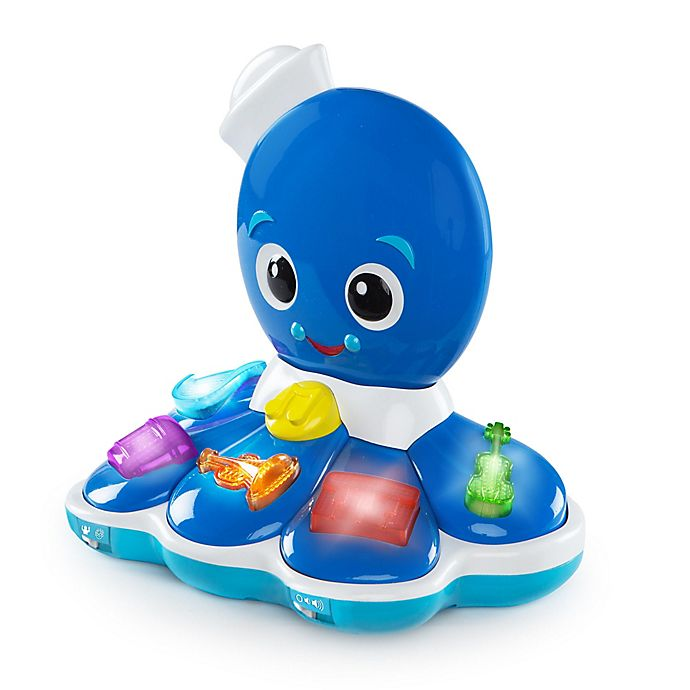 Alternate image 1 for Baby Einstein™ Octopus Orchestra