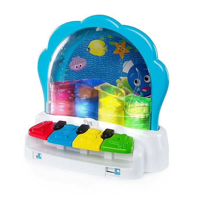Alternate image 1 for Baby Einstein™ Pop & Glow Piano