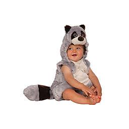 Size 0-6M Baby Raccoon Infants' Halloween Costume