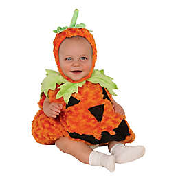 Pumpkin Size 0-6M Toddler Halloween Costume