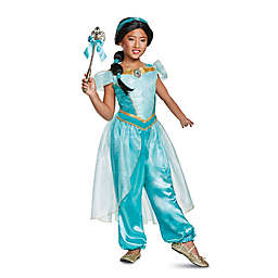 Disney® Size 3-4T Aladdin Princess Jasmine Deluxe Toddler Halloween Costume