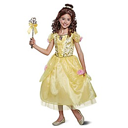 Disney® Beauty & the Beast Size 3-4T Deluxe Belle Toddler Halloween Costume