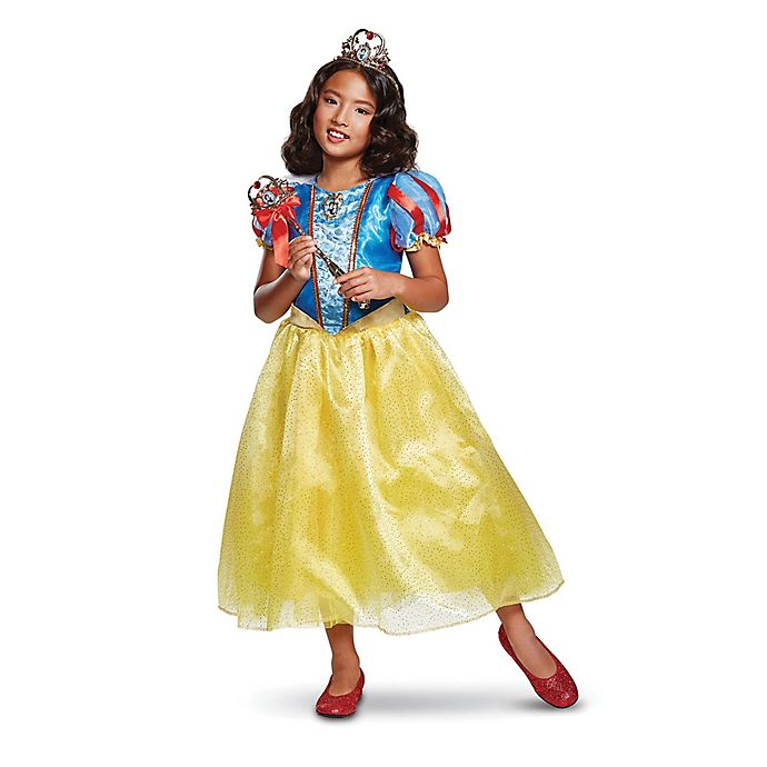 3+ NEW Disney Snow White Toddler Costume