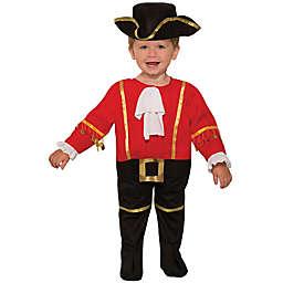 Size 0-6M Captain Cutie Baby Hallowen Costume