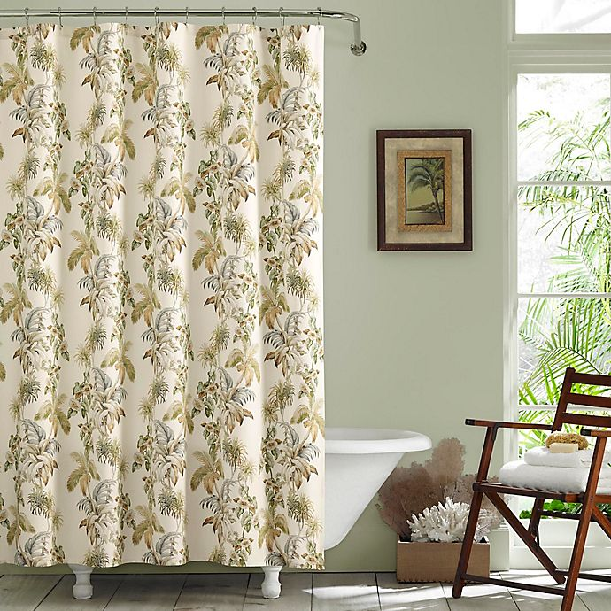 Alternate image 1 for Tommy Bahama® Nador Neutral Shower Curtain in Beige