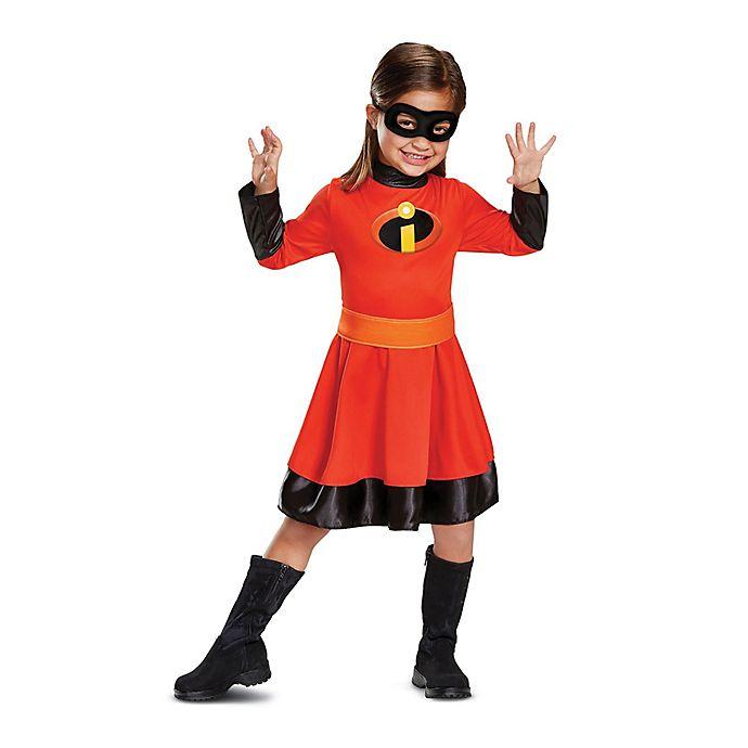 Alternate image 1 for Incredibles 2 Violet Toddler Halloween Costume
