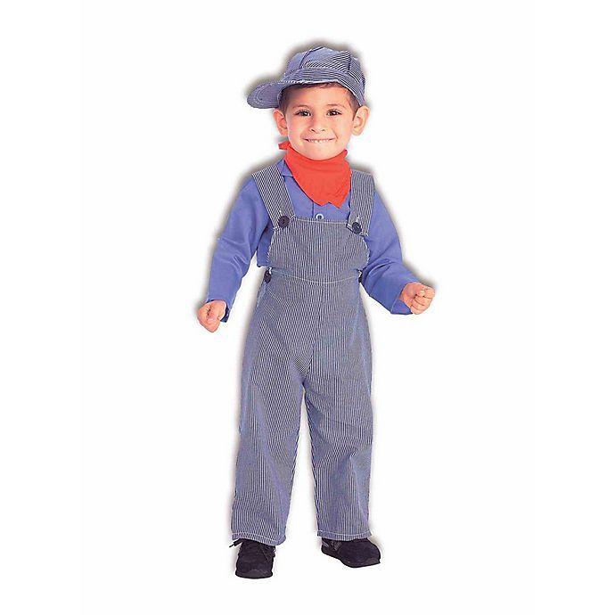 Alternate image 1 for Lil Engineer Toddler Halloween Costume