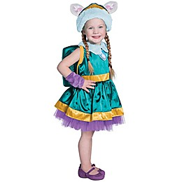 Paw Patrol Best Pup Pals Princess Paradise Everest Toddler Halloween Costume