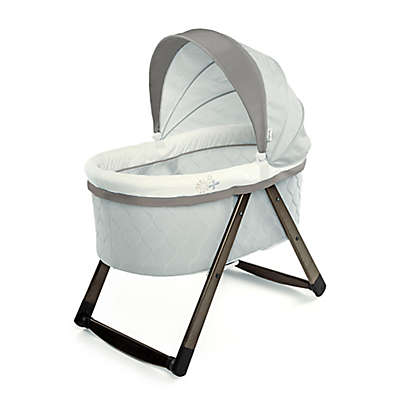 Ingenuity™ FoldAway Rocking Wood Bassinet™ in Carrington