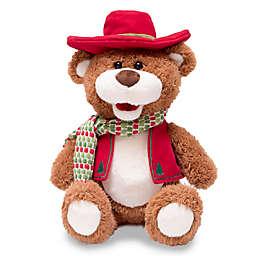 Cuddle Barn Blue Country Cody Plush Toy
