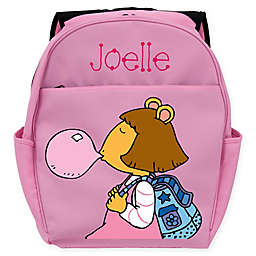Arthur® D.W Bubblegum Toddler Backpack in Pink