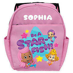 """Bubble Guppies™ """"Be A Star-Fish"""" Toddler Backpack in Pink"""