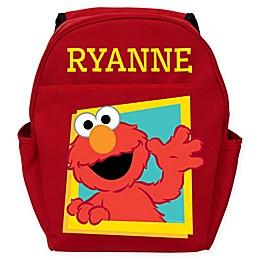 Sesame Street® Hello Elmo Toddler Backpack in Red
