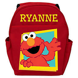 Sesame Street® Hello Elmo Toddler Backpack in Red