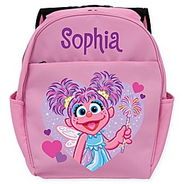 Sesame Street® Abby Cadabby Backpack in Pink