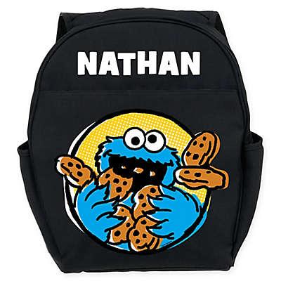 Sesame Street® Cookie Monster Backpack in Black