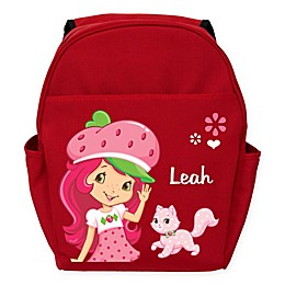 Strawberry Shortcake Kitty Toddler Backpack in Red