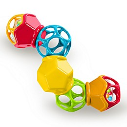 Oball™ Clicky Twister Easy Grip Rattle