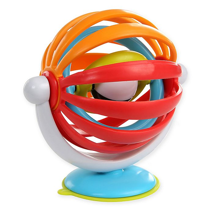 Alternate image 1 for Baby Einstein™ Sticky Spinner Activity Toy