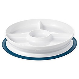 OXO Tot® Stick & Stay Divided Plate