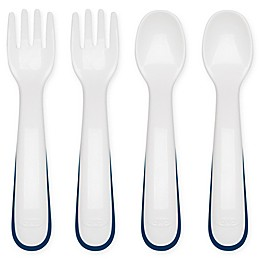 OXO Tot® 4-Piece Fork and Spoon Set