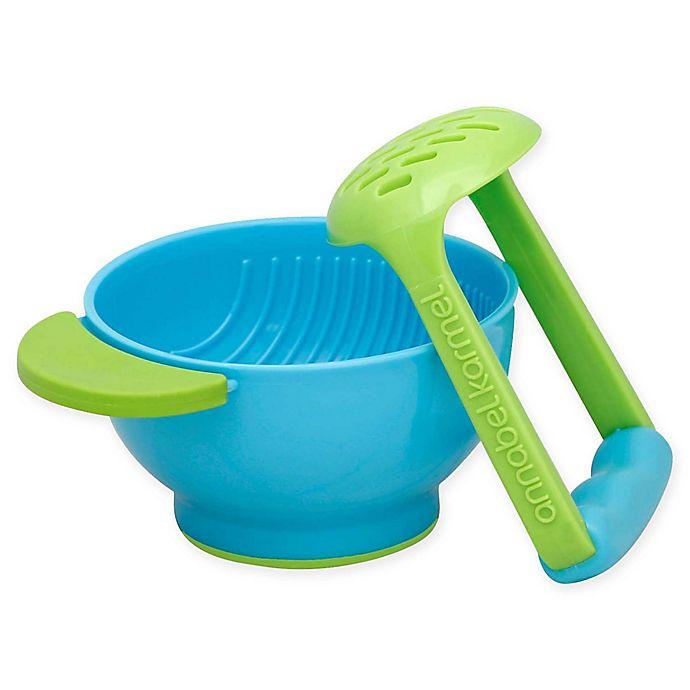Alternate image 1 for Gerber®Freshfoods™ 2-Piece Multicolor Mash and Serve Bowl