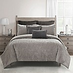 Bridge Street Reese Full/Queen Comforter Set in Mink