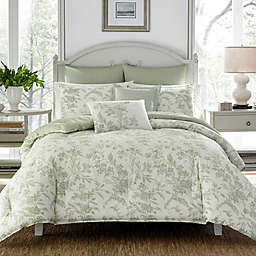 Laura Ashley® Natalie Reversible Duvet Cover Set