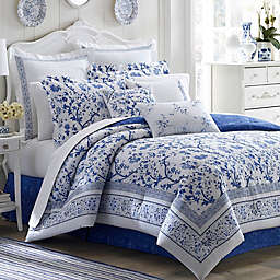 Laura Ashley® Charlotte 3-Piece Duvet Cover Set