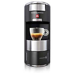 illy® X9 iperEspresso Home Machine in Black