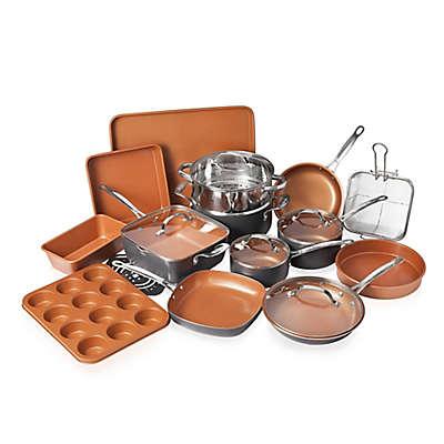 Gotham™ Steel 20-Piece Cookware & Bakware Set
