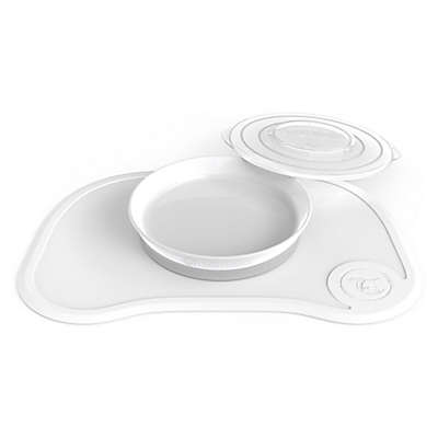 Twistshake® 3-Piece Click Mat, Plate, and Lid Set