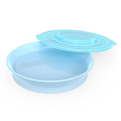 Twistshake® 2-Piece Plate and Lid Set
