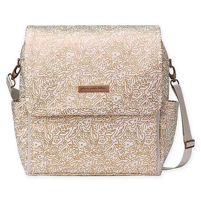 Alternate image 1 for Petunia Pickle Bottom® Boxy Backpack Diaper Bag in Muses of Matisse