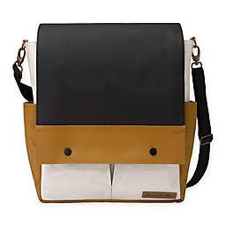 Petunia Pickle Bottom® Pathway Pack Diaper Bag in Caramel/Black