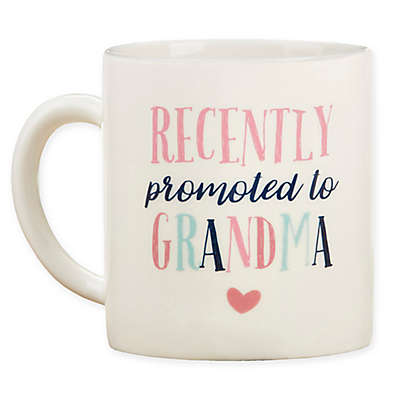 "Kate Aspen® ""Recently Promoted to Grandma"" Mug"