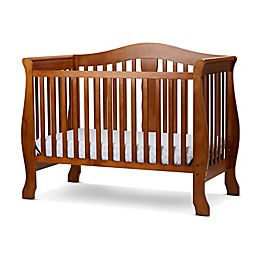 LA Baby® Avalon 4-in-1 Convertible Crib in Pecan