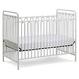 LA Baby® Napa 3-in-1 Convertible Crib in Alabaster