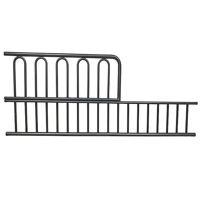 Alternate image 1 for LA Baby® Napa Toddler/Day Bed Conversion Kit in Pebble Grey