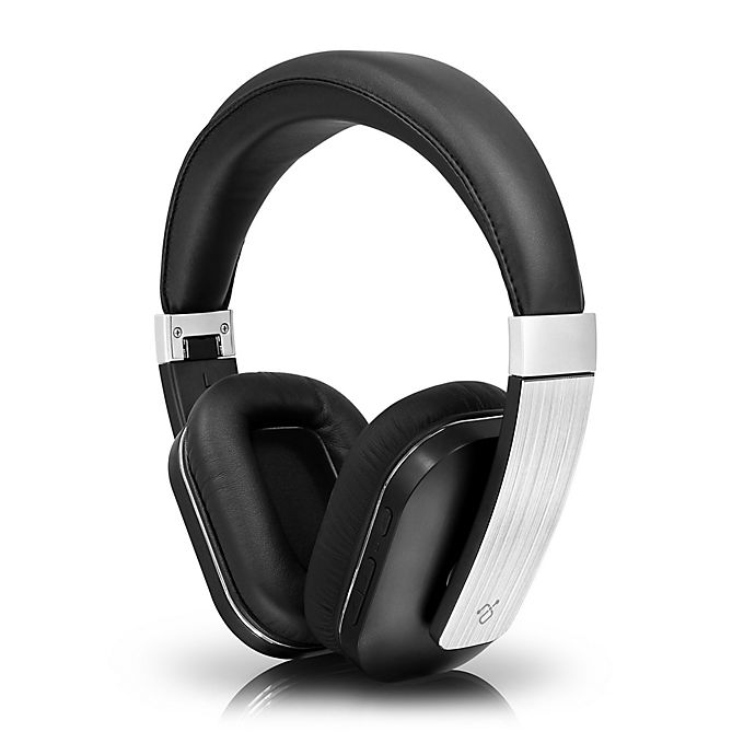 Alternate image 1 for Aluratek Wireless TV/Headphone Streaming Kit with Bluetooth 4.2 in Silver