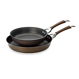 Circulon® Symmetry™ Chocolate Brown 2-Piece Skillet Set
