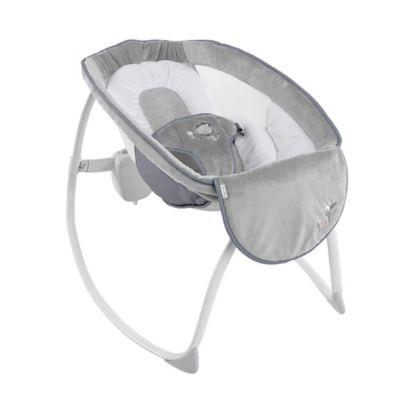 Ingenuity Dreamcomfort Automatic Rocking Sleeper In