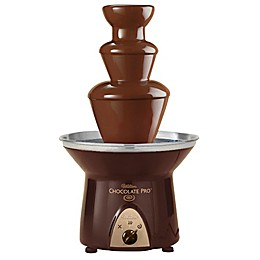 Wilton® Chocolate Pro 3-Tier Chocolate Fondue Fountain