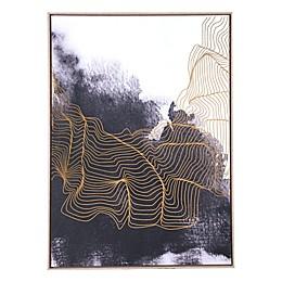 Furious 41-Inch x 57-Inch Framed Wall Art