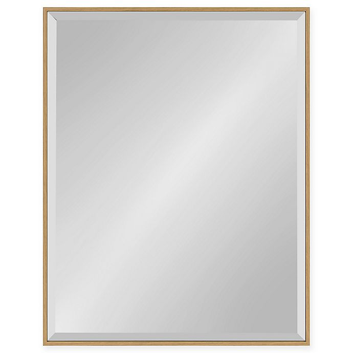 Alternate image 1 for Kate and Laurel Rhodes Wall Mirror