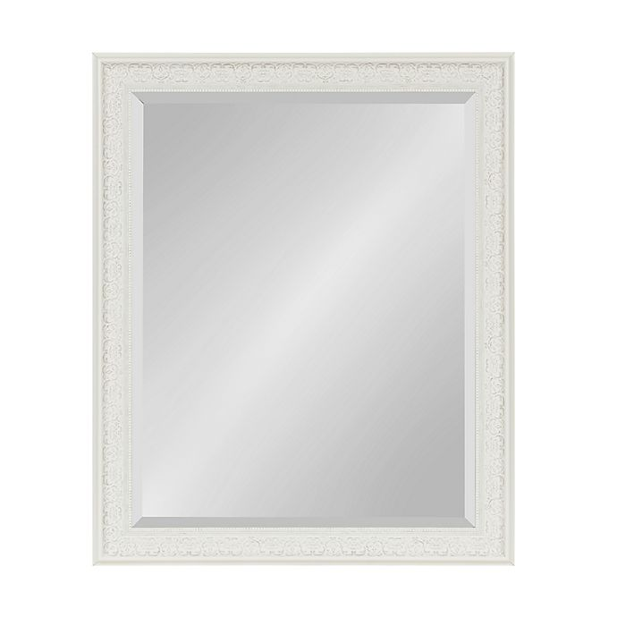 Alternate image 1 for Kate and Laurel Alysia Wall Mirror in White