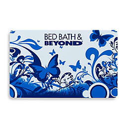 Blue Butterfly Gift Card