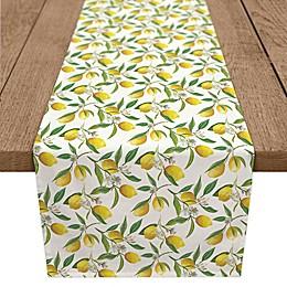 Designs Direct Lemon Table Runner in Yellow