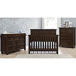 Bertini® Timber Lake Nursery Furniture Collection in Dark Walnut