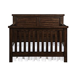Bertini® Timber Lake 5-in-1 Convertible Crib in Dark Walnut